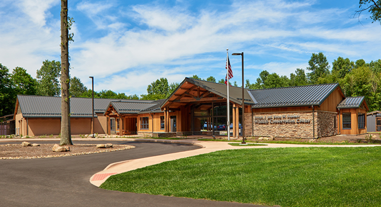 Stark County Wildlife Conservation Center Opens